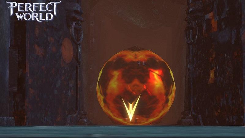 Подземелье «Пламенные Врата» в Perfect World Mobile
